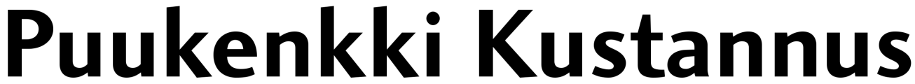 Puukenkki Kustannus